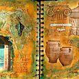 Colours & textures of Crete