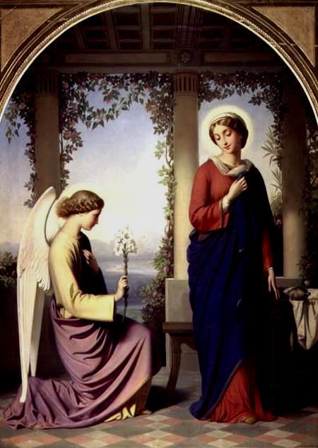 Angelic salutation 2